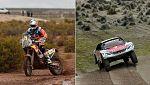 Sunderland y Peterhansel reinan en el Dakar 2017