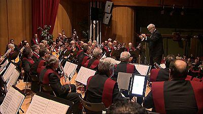 Concierto benéfico de la orquesta de la Universidad Complutense de Madrid