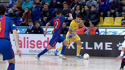Fútbol Sala - Liga Nacional 15ª jornada: FC Barcelona - Peñíscola Rehabmedic - ver ahora