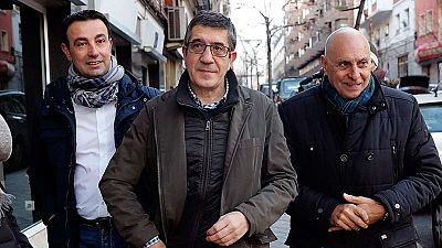 El ex lehendakari Patxi López  es el primer aspirante a la secretaria general del PSOE