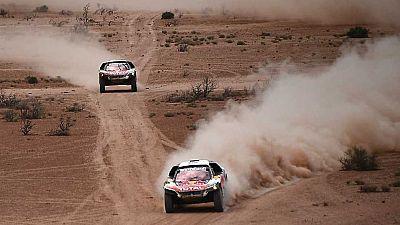 Rally Dakar 2017 - 12ª etapa: Río Cuarto-Buenos Aires - ver ahora