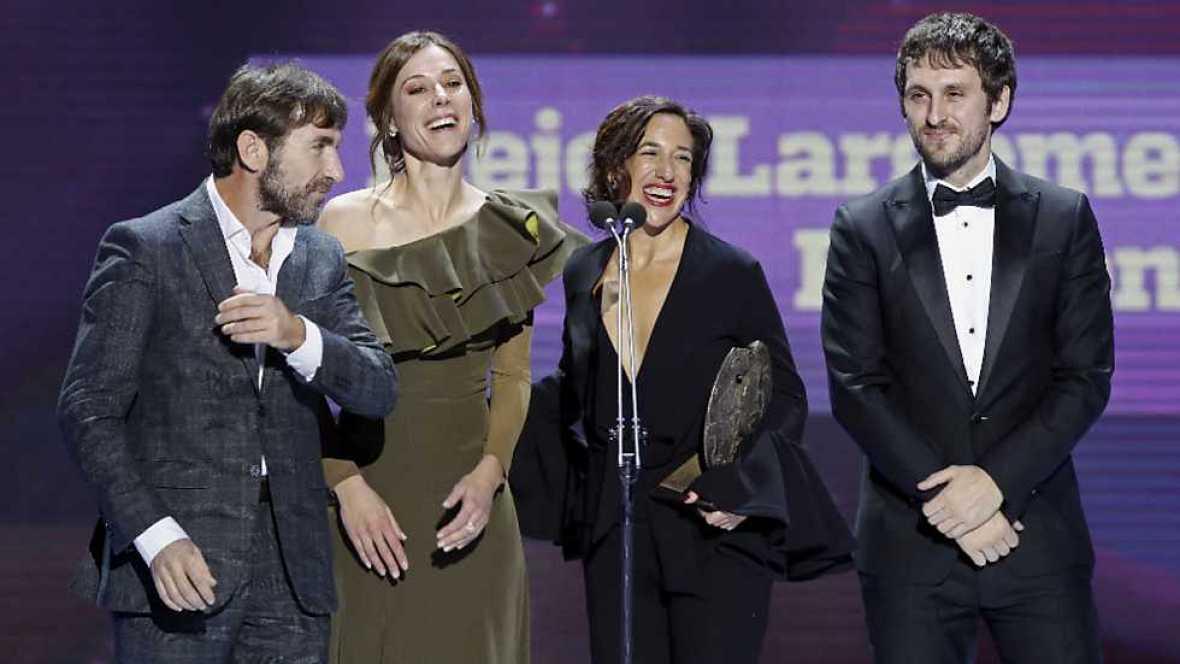 Gala de los XXII Premios José María Forqué 2017 - ver ahora