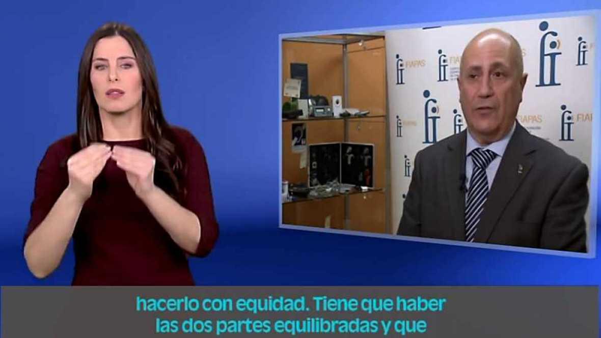 En lengua de signos - 15/01/17 - ver ahora