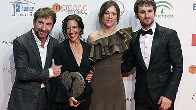 Tarde para la ira, Emma Suárez y Roberto Álamo triunfadores de los Premios José María Forqué