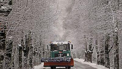 Máxima alerta por riesgo de nevadas en el Pirineo, especialmente en Huesca y Lleida