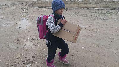 En Siria, el agua potable se convierte en un arma de guerra más
