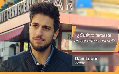 'Cuestionario' - Dani Luque