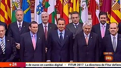 Parlamento -El reportaje - Histórico conferencias de presidentes - 14/01/2017
