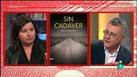 La Aventura del Saber. TVE. Fátima Llambrich, autora del libro 'Sin cadáver'.