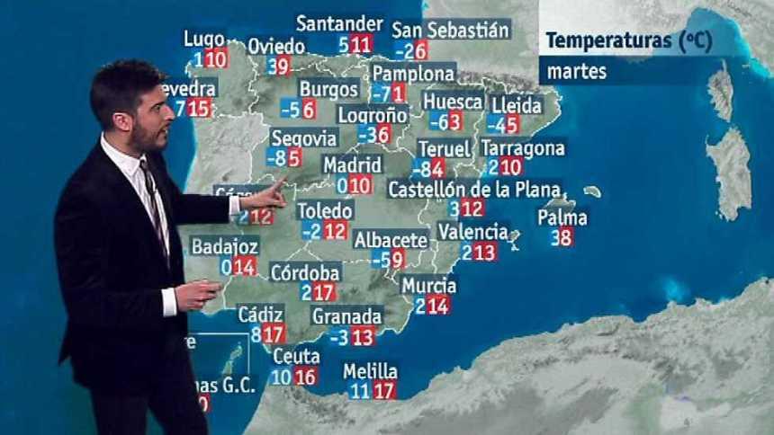 El tiempo en la Comunidad Valenciana - 16/01/17