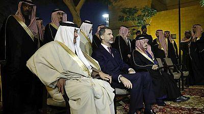 El Rey regresa a España después de su visita oficial a Arabia Saudí