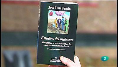 La Aventura del Saber. TVE. Sección 'Libros recomendados'. Estudios del malestar, políticas de la autenticidad en las sociedades contemporáneas.  José Luis Pardo