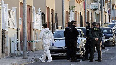 Muere una mujer degollada en Huércal de Almería