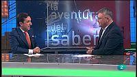 La Aventura del Saber. TVE.  José Luis Portela. Alquiler de directivos