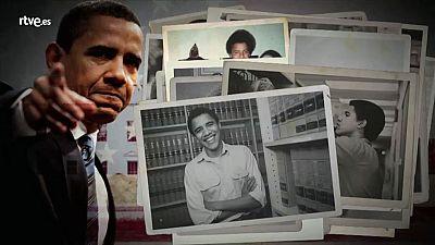 El álbum de fotos de Barack Obama