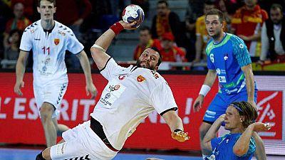 Balonmano - Campeonato del Mundo Masculino: Eslovenia - Macedonia - ver ahora