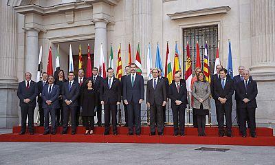 La financiación autonómica y la ley de dependencia centran la VI Conferencia de Presidentes