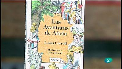 La Aventura del Saber. Sección 'Libros recomendados'. Alicia en el País de las Maravillas, de Lewis Carroll