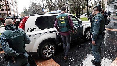 Seis detenidos en el registro de la sede de UGT de Oviedo, entre ellos su ex secretario general