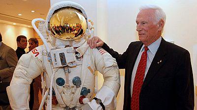 Muere Eugene Cernan, el último astronauta que pisó la Luna
