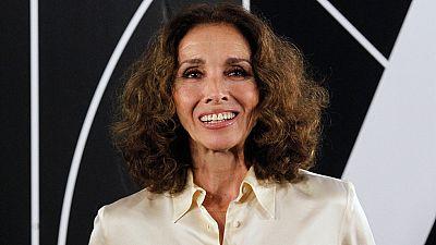 Ana Belén galardonada con el Goya de Honor 2017