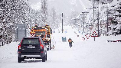29 provincias en alerta por la ola de frío