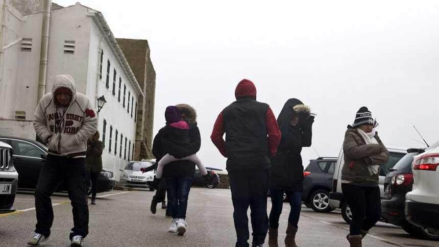 La ola frío alcanzará mínimas de 12 grados bajo cero