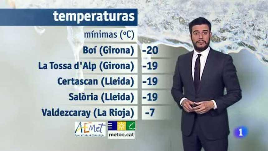 El tiempo en Andalucía - 17/01/17