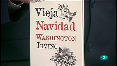 La Aventura del Saber. TVE. Sección 'Libros recomendados'. 'Vieja Navidad' de Washington Irving.