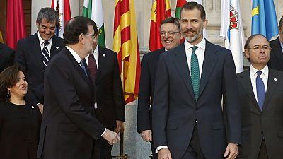 Es la primera vez que Don Felipe asiste como monarca a una Conferencia de Presidentes