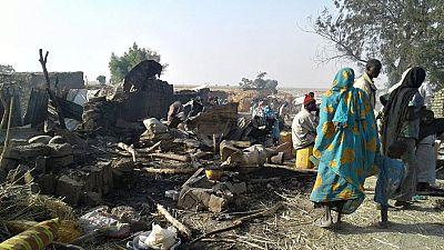 El Ejército nigeriano bombardea por error un campo de refugiados
