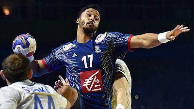Balonmano - Campeonato del Mundo Masculino: Rusia - Francia - ver ahora