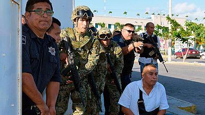 Un ataque a un edificio oficial en Cancún causa cuatro muertos