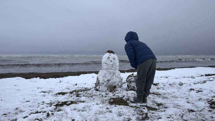 Alerta en todas las comunidades menos Canarias por la ola de frío
