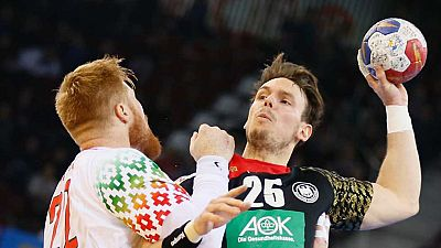 Balonmano - Campeonato del Mundo Masculino: Alemania - Bielorrusia - ver ahora