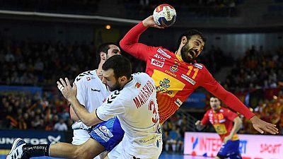 Balonmano - Campeonato del Mundo Masculino: España - Macedonia - ver ahora
