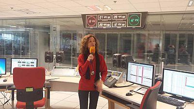 Especiales RNE - 80 años de RNE: Yolanda Flores nos enseña la radio por dentro - Ver ahora