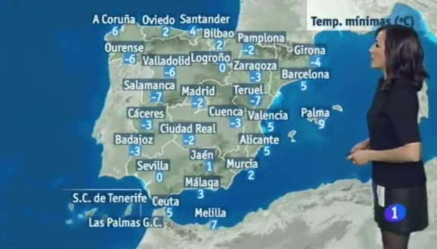 El tiempo en Aragón - 19/01/2017