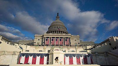 Washington ultima los preparativos para la toma de posesión de Donald Trump