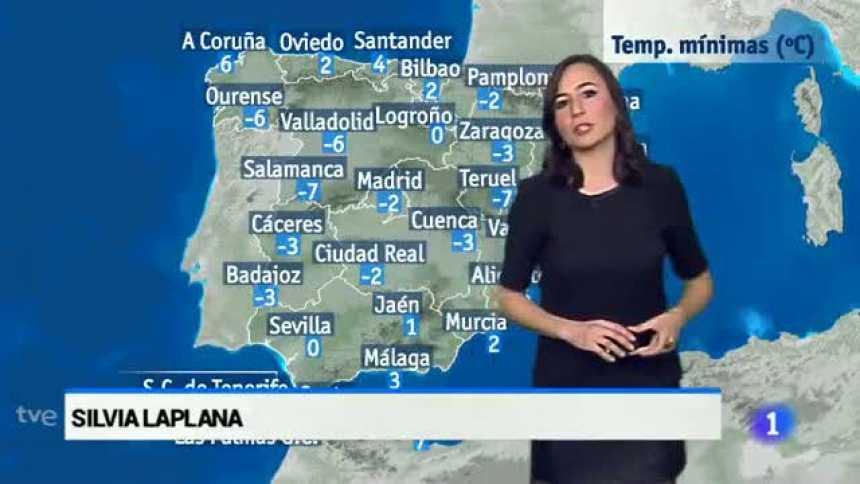El tiempo en Andalucía - 19/01/17