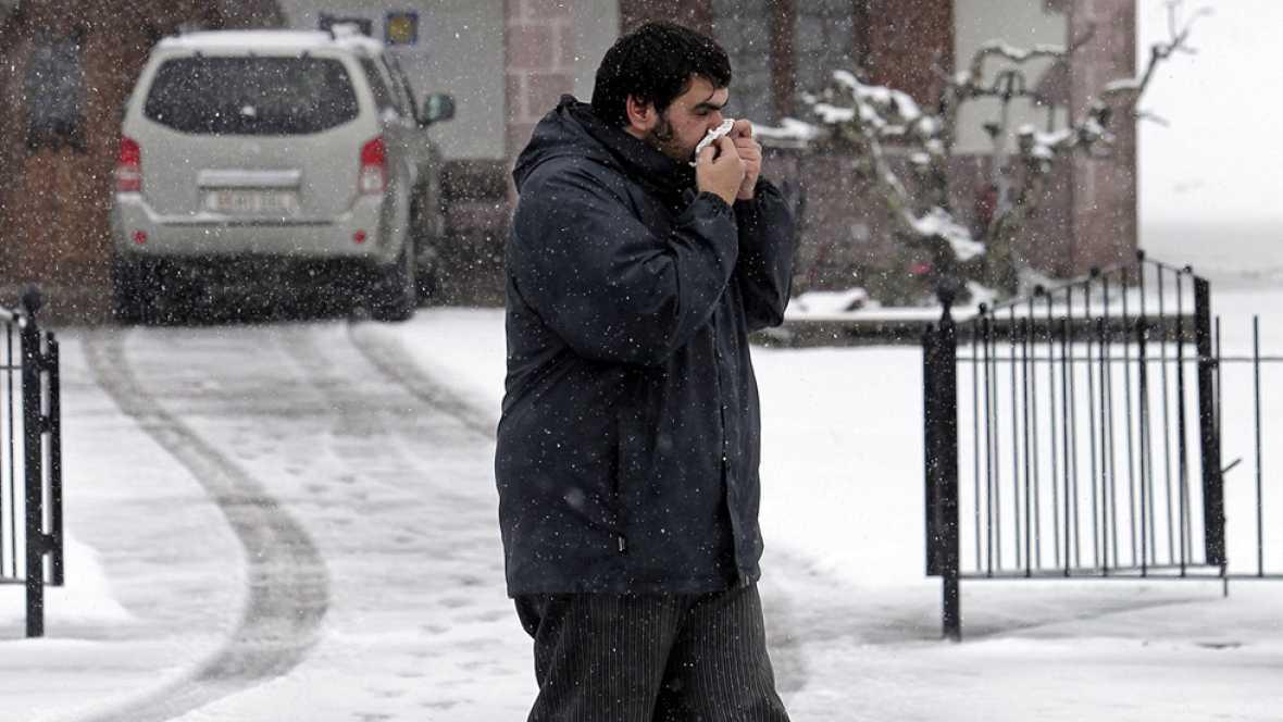 La epidemia de gripe sigue en plena fase de ascenso