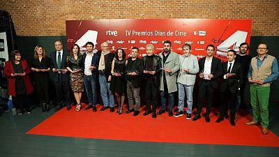 Resumen de la 4ª edición de los premios de 'Días de cine'