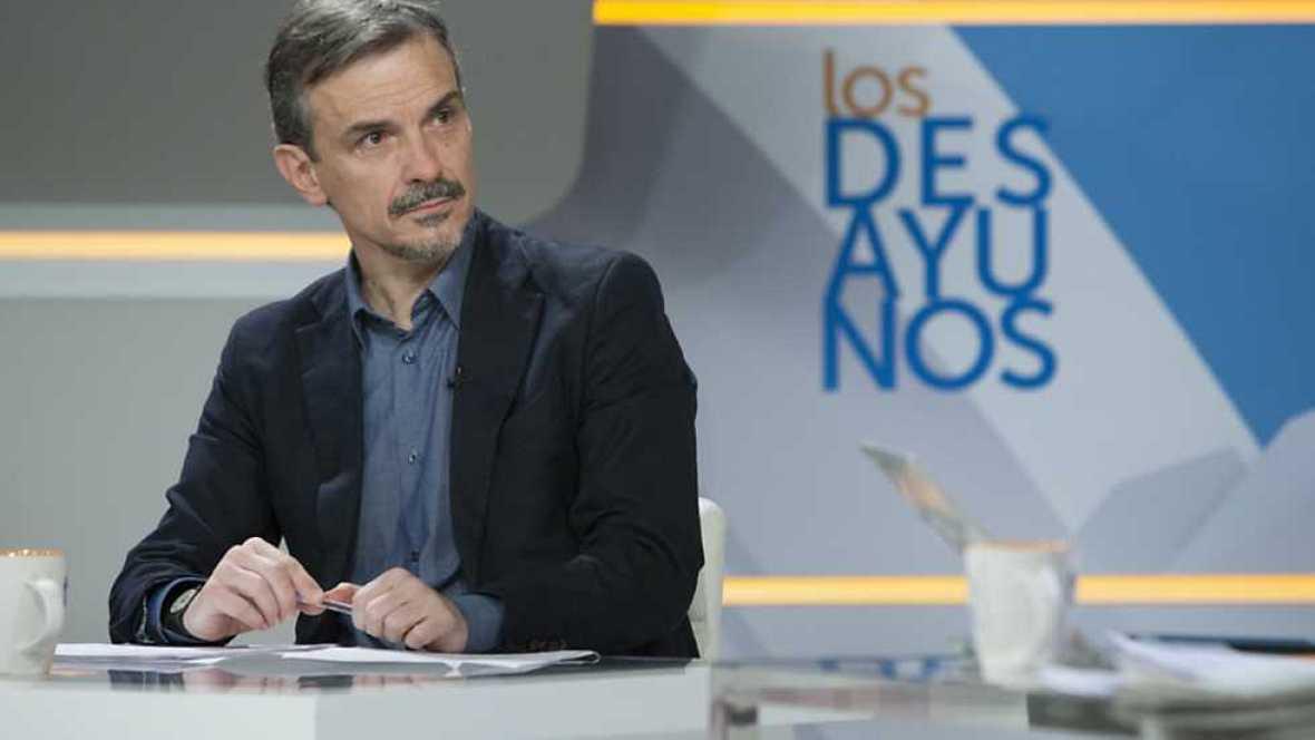 Los desayunos de TVE - José Manuel López, diputado de Podemos en la Asamblea de Madrid - ver ahora