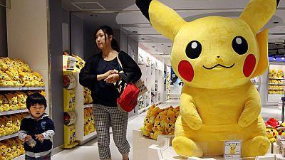 El popular juego para móvil Pokemon Go ha sido prohibido en China