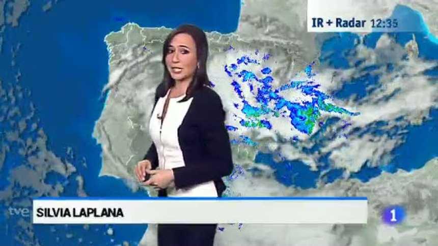 El tiempo en Andalucía - 20/01/17