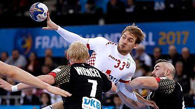 Balonmano - Campeonato del Mundo Masculino: Alemania-Croacia - ver ahora