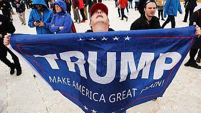"""Un seguidor de Trump: """"Espero que cumpla con lo que ha prometido"""""""