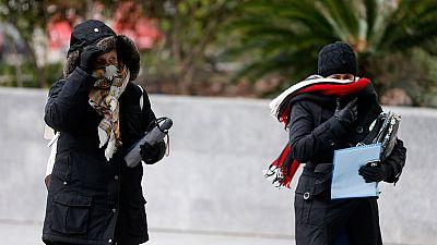 21 provincias están en aviso naranja y amarillo y el temporal arrecia en Baleares