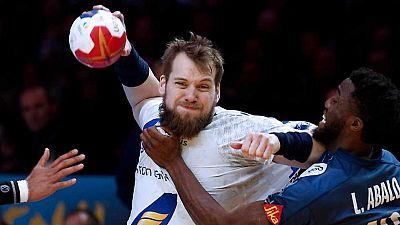 Balonmano - Campeonato del Mundo Masculino 1/8 Final:  Francia-Islandia - ver ahora