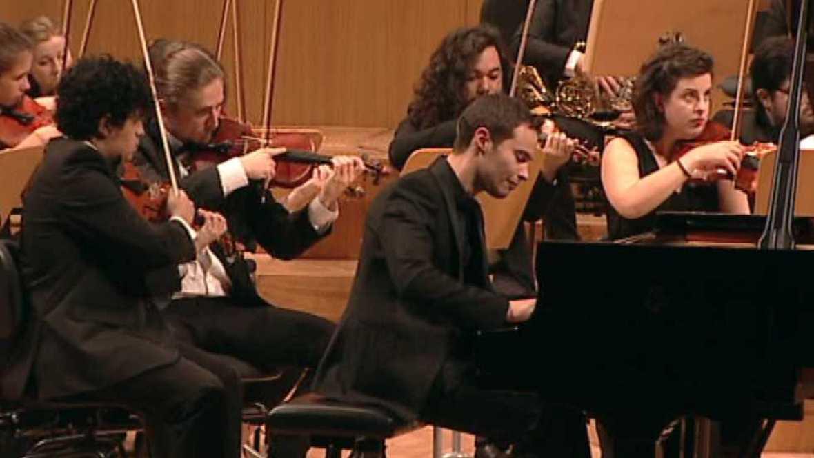 Los conciertos de La 2 - Escuela de Música Reina Sofía (Inauguración Curso 2016-2017) - ver ahora